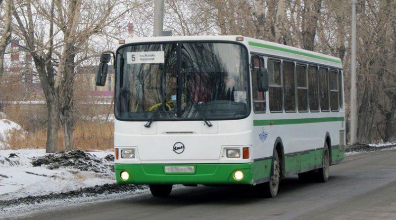 На автобусе — безопасно!