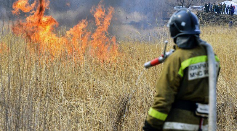Особый противопожарный режим продолжает действовать в Каменске-Уральском