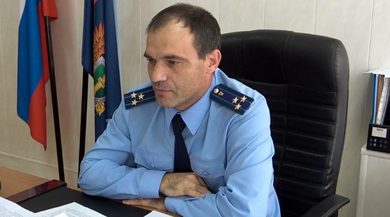 Прокурор Каменска: «Этот год можно назвать годом КПК»