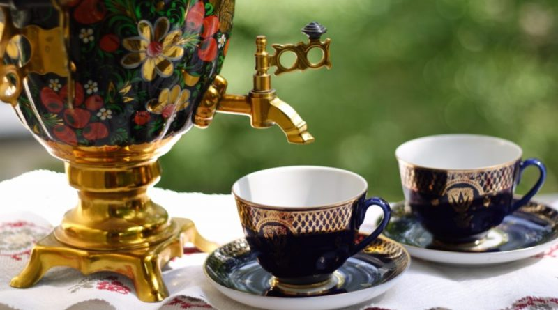 В Каменске-Уральском проходит фестиваль чая
