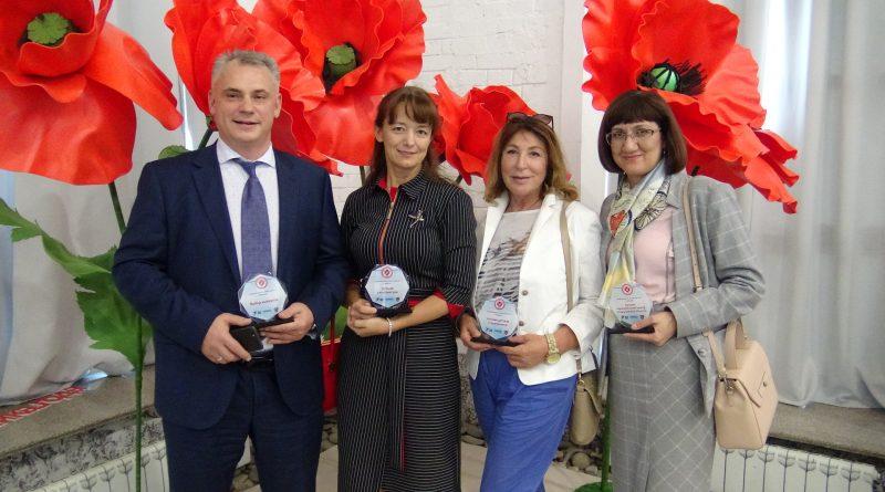 Каменская ДГБ выиграла 4 номинации народного голосования среди мед. учреждений  Свердловской области!