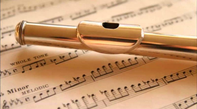 «Волшебные звуки флейты»: литературно – музыкальная гостиная